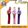 Het kleurrijke Horloge van de Sport van het Silicone met de Goedkeuring van RoHS & van Ce (ksw-001)
