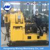 Plataforma de perforación montada acoplado del receptor de papel de agua de la profundidad del motor diesel los 230m