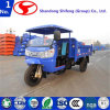 Triciclo Diesel agricultural de Huaqing Shifeng do triciclo um preço de 28 cavalos-força
