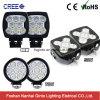 Lavoro ad alta intensità Lightgt1025-50W dell'automobile del CREE LED del camion del quadrato 50W)