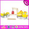 De nieuwe Kranen van het Stuk speelgoed van het Ontwerp Peuter Grappige Houten voor Peuters W05c083