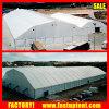Tente polygonale extérieure d'entrepôt de chapiteau de mémoire temporaire