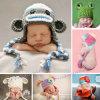 100%手のCrocetの赤ん坊の帽子