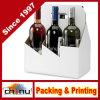 Sac de papier estampé personnalisé de vin (2324)