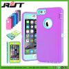 SE rugoso resistente híbrido del iPhone 5&5s de la cubierta del caso
