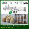 Beschaffenheits-Sojabohnenöl-Protein-Nugget-Klumpen zerkleinern Fleischverarbeitung-Maschine (TSE65/85)