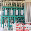 Europäische Technologie Degerminating SuperGetreidemühle-Verarbeitungsanlage des Mais-50t/24h