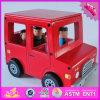 2016 automobili di legno poco costose all'ingrosso per i bambini, automobili di legno del giocattolo del giocattolo di alta qualità per i bambini W04A311