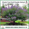 Extracto de calidad superior del polvo del árbol casto con Casticin 0.3% CLAR