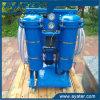 Máquina Lyc-100b del filtro del purificador del aceite de motor de la fuente de Ayater