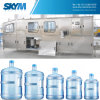 3-5 het Flessenspoelen van de gallon, Het Vullen, het Afdekken Machine met Ce (600BPH)