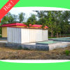 Wastewater municipal e tratamento da água da planta do tratamento da água