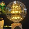Seules ampoules de spécification du client de forme d'ampoule étoilée de DEL