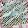85の綿/15のナイロンによって編まれるジャカードアフリカのコードのレースファブリックの織物中国