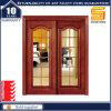 China Wholesale Porta de painel de bolso de fibra de vidro interior de madeira maciça