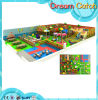 Equipamento interno do campo de jogos de Playgroundr para bebês