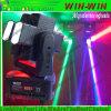 Stroboscoop Lichte RGBW die 4in1 HoofdStadium bewegen
