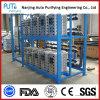 Sistema industrial de la desionización del agua del IED