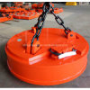 Magnete di sollevamento circolare del diametro 2100mm elettro per gli scarti d'acciaio
