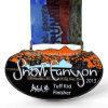 Medaglia Colourful del premio di sport dei capretti del metallo su ordinazione all'ingrosso
