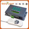 LED DMX 관제사를 흐리게 하는 SD 카드 주인 무선 통제