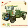 Tipo do transporte pequeno da direção 4WD do trator de exploração agrícola do trator da agricultura trator montanhoso do disco de GF184A das terras