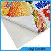 PVC 자동 접착 비닐 스티커 (100개 미크론 140 GSM)