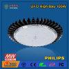 SMD3030 éclairage élevé linéaire de compartiment d'UFO 100W DEL