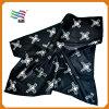 Sciarpa di seta decorativa su ordinazione di prezzi di fabbrica (HYS-AF023)