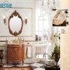 Gabinete clássico autônomo do espelho do banheiro (BY-F8061)