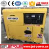 Générateur silencieux du diesel 5kVA de petit début électrique de générateur
