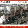 Empaquetadora de relleno mineral líquida automática del equipo del agua de botella que capsula