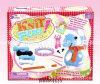 Jouets réglés de tricotage créateurs de laines du cadeau DIY de promotion d'enfants