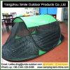 2 Personen-leichtes bewegliches Innenpartei-Ineinander greifen-kampierendes Zelt