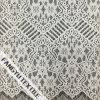Tela de nylon do laço do algodão nobre do projeto