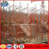 Échafaudage en travers en acier de blocage de la qualité Q235 pour la construction élevée (usine à Foshan depuis 1999)