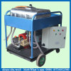 Arena húmeda de la máquina de alta presión de voladura de la nave de chorro de agua Equipo de Limpieza
