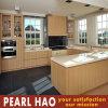Мебель кухни MDF самомоднейшего типа деревянная