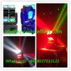 Doppelbewegliches Hauptlicht der mittellinien-8*10W RGBW/a LED