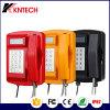 Hochleistungsbereich wasserdichtes Phoneanti-Terrosist Telefon, Rubost Telefon-wasserdichtes Telefon IP66, Knsp-18