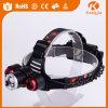 값싼 판매 섬광 빛 헤드 램프 옥외 LED 소형 Headlamps