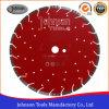 Circular Diamante 350mm hoja de sierra para hormigón: Anillo Hoja de sierra para hormigón