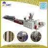 Kurbelgehäuse-Belüftungfaux-Marmor-Stein-Streifen-Profil/Fliese-Plastikextruder-Maschine