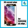 protector curvado 9h de la pantalla del vidrio Tempered del borde 3D para el borde de Samsung S6 (SSP)