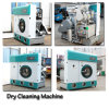 Energie - Machine van het Chemisch reinigen van de besparing de Industriële