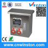 Sainless Steel Waterproof Socket Box com CE