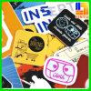 Sticker van het Overdrukplaatje van de Tatoegering van de Gift van de bevordering de Vinyl Zelfklevende Waterdichte
