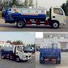 De Tankwagen van Water van Dongfeng 4X2