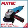 Rectifieuse de cornière électrique de qualité de machines-outils de Fixtec 900W 125mm mini