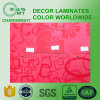 Gelamineerde Raad van de Druk van Marblel de decoratief-Hoge (Compact Laminaat)